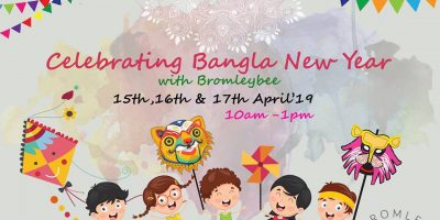 Celebrating Bangla New Year with Bromleybee