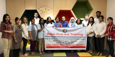 First Aid Training Course at BromleyBee