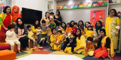 Celebrating Pohela Falgun